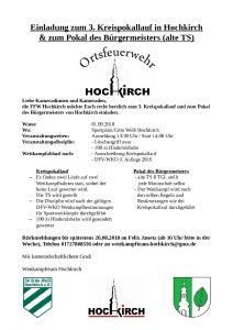 Kreispokal in Hochkirch @ Hochkirch