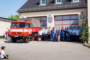 Tag der offenen Tür, 120 Jahre Feuerwehr @ Ringenhain