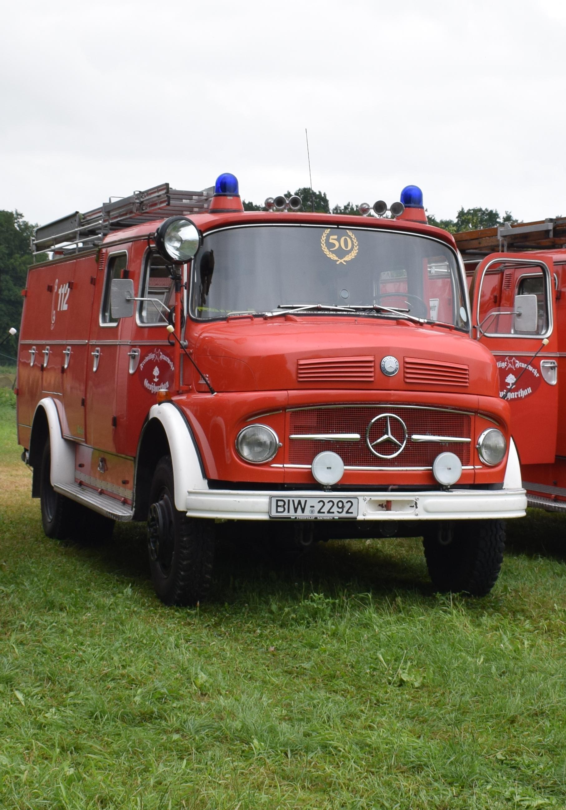 TLF 16 Großharthau